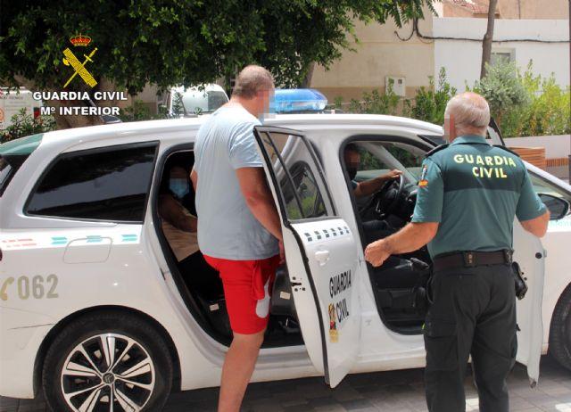 La Guardia Civil detiene a una pareja por delito de homicidio en grado de tentativa - 1, Foto 1