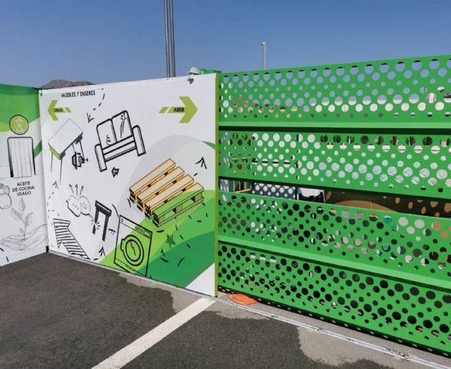 Limusa amplía el ecoparque urbano para recibir los enseres domésticos y muebles de pequeño volumen - 3, Foto 3