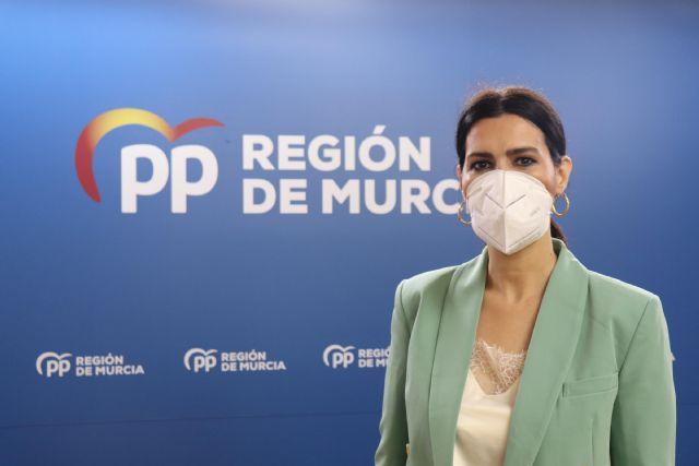 Guardiola: La salida de Saura demuestra que la Región de Murcia no cuenta para Sánchez ni para el PSOE - 1, Foto 1