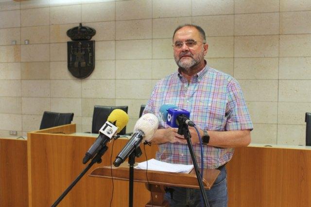 [El Ayuntamiento de Totana tiene previsto acogerse a nuevas medidas del Ministerio de Hacienda y Función Pública