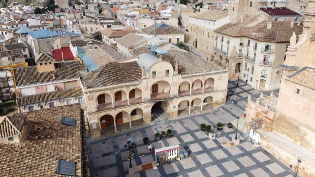 El Ayuntamiento lleva a cabo la aprobación inicial del Plan Especial de Protección y Rehabilitación Integral del Conjunto Histórico de Lorca (PEPRICH) atascado desde 2014 - 1, Foto 1