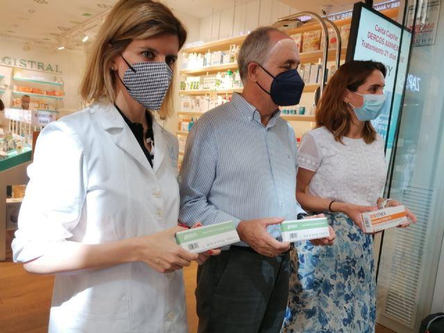 Las oficinas de farmacia de la Región dispensarán test de autodiagnóstico de Covid-19, Foto 1