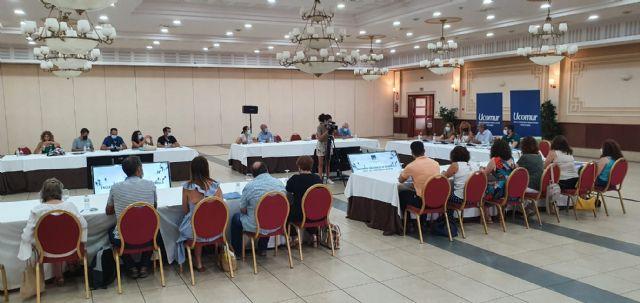Ucomur comparte con las agencias de Desarrollo Local sus proyectos para 2021-2022, Foto 1