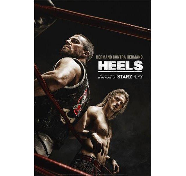 NdP STARZPLAY presenta el trailer extendido y el cartel final de la serie HEELS - 1, Foto 1