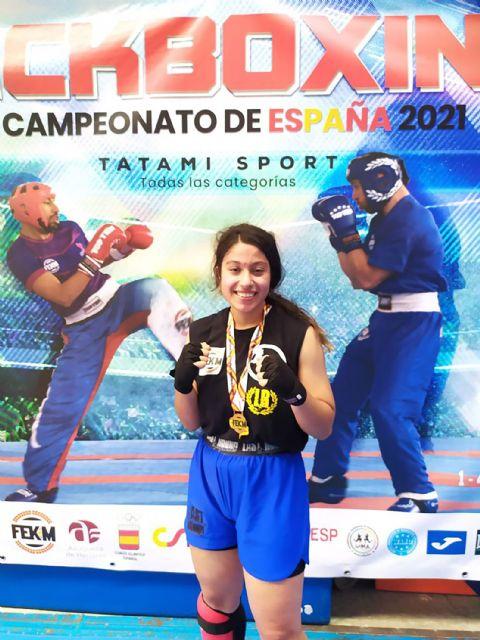 Un oro y tres platas para el Yamaneko Fight Club torreño en el regional de kickboxing - 4, Foto 4