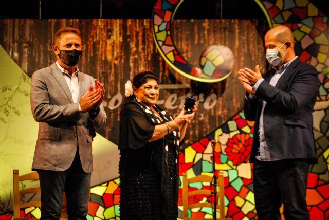 Noche de cante grande en honor a Encarnación Fernández - 1, Foto 1