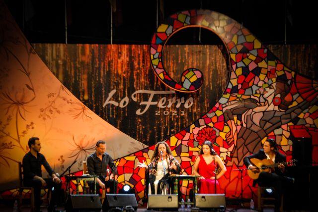 Noche de cante grande en honor a Encarnación Fernández - 5, Foto 5