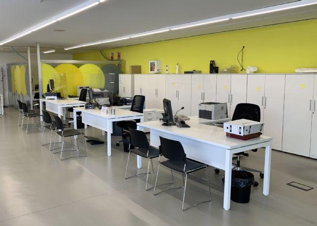 El registro municipal ya funciona tras la reforma que ha mejorado su espacio de trabajo y el servicio al ciudadano - 1, Foto 1
