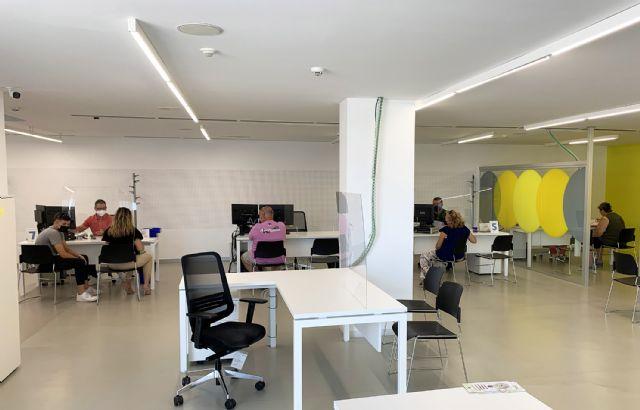 El registro municipal ya funciona tras la reforma que ha mejorado su espacio de trabajo y el servicio al ciudadano - 2, Foto 2