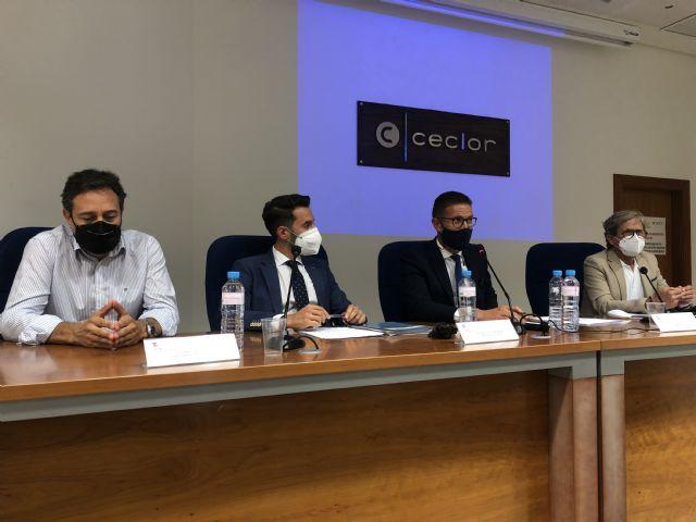 Los empresarios de la construcción de Lorca (UCECON) debaten sobre las ayudas a la rehabilitación de viviendas en su Asamblea General - 3, Foto 3