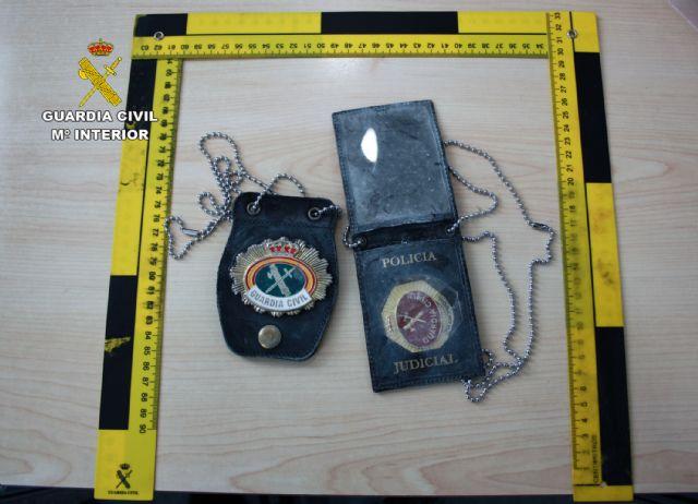 La Guardia Civil desmantela una organización criminal dedicada al robo de sustancias estupefacientes (operación TRABICA) - 1, Foto 1