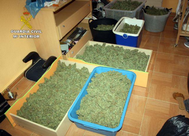 La Guardia Civil desmantela una organización criminal dedicada al robo de sustancias estupefacientes (operación TRABICA) - 2, Foto 2