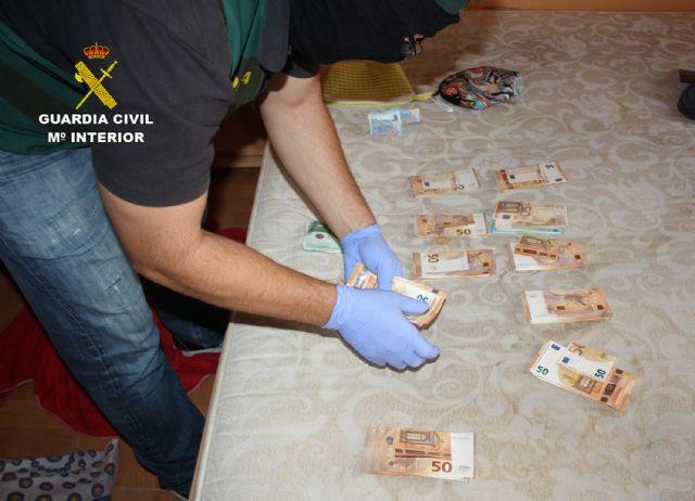 La Guardia Civil desmantela una organización criminal dedicada al robo de sustancias estupefacientes (operación TRABICA) - 3, Foto 3