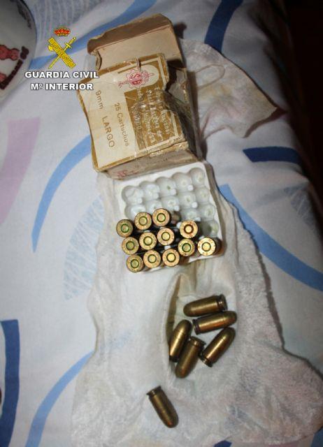 La Guardia Civil desmantela una organización criminal dedicada al robo de sustancias estupefacientes (operación TRABICA) - 4, Foto 4