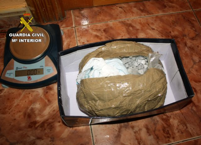 La Guardia Civil desmantela una organización criminal dedicada al robo de sustancias estupefacientes (operación TRABICA) - 5, Foto 5