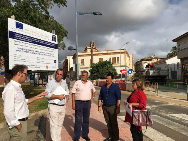 La renovación de la Avenida Aviación Española favorecerá la movilidad, accesibilidad y sostenibilidad del centro urbano de San Javier - 1, Foto 1