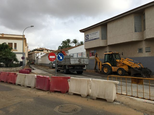 La renovación de la Avenida Aviación Española favorecerá la movilidad, accesibilidad y sostenibilidad del centro urbano de San Javier - 2, Foto 2