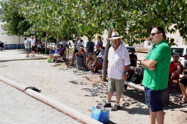 66 jugadores participan en el campeonato a la melé del Club de Petanca de Mazarrón - 1, Foto 1