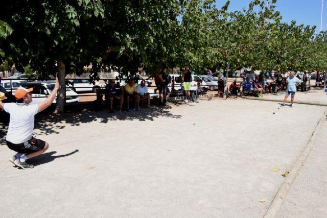 66 jugadores participan en el campeonato a la melé del Club de Petanca de Mazarrón - 3, Foto 3