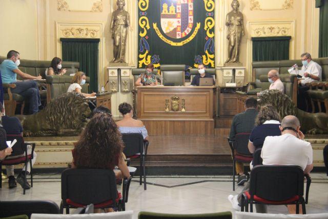 Celebrado Pleno extraordinario sobre medidas de dinamización del Casco Antiguo - 1, Foto 1