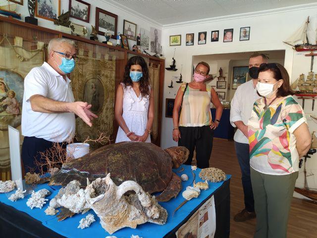 La directora general del Mar Menor visita el Museo del Mar de San Pedro del Pinatar en su 40 aniversario - 1, Foto 1