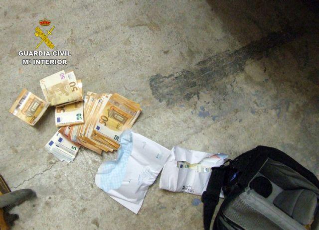 La Guardia Civil esclarece un robo con violencia e intimidación con la detención de la supuesta víctima - 2, Foto 2