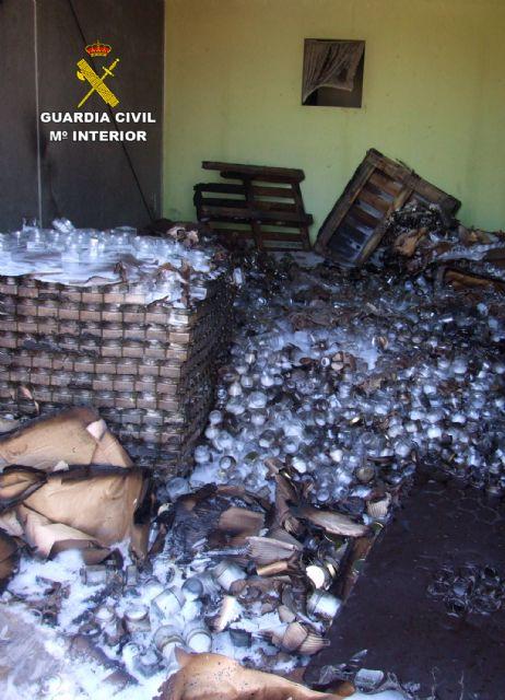 La Guardia Civil esclarece un robo con violencia e intimidación con la detención de la supuesta víctima - 3, Foto 3
