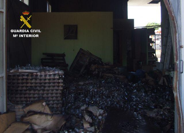 La Guardia Civil esclarece un robo con violencia e intimidación con la detención de la supuesta víctima - 5, Foto 5