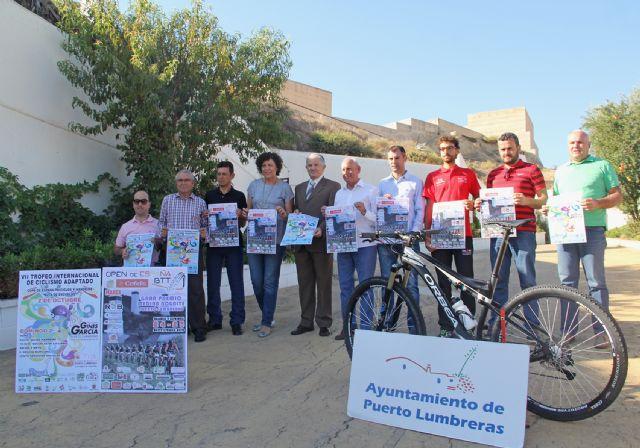 Puerto Lumbreras acogerá la prueba final del Open de España Cofidis BTT con el Gran Premio Medina Nogalte - 1, Foto 1