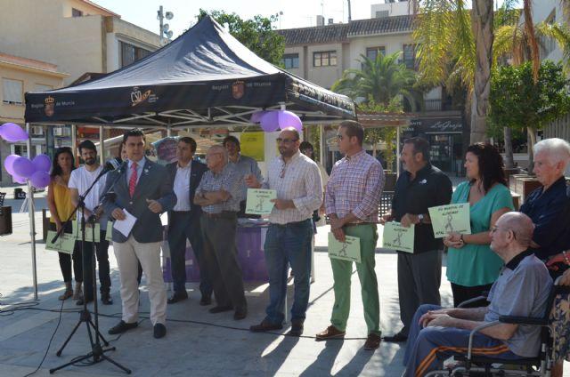 San Javier aspira a la declaración de Municipio solidario con el Alzheimer - 2, Foto 2