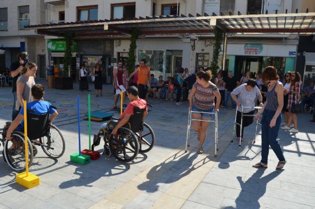 La Semana Europea de la Movilidad dedicó la mañana - 1, Foto 1
