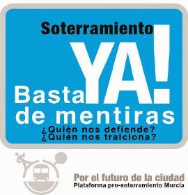 Ganar Totana IU pide en pleno que el Ayuntamiento de Totana se sume para mostrar solidaridad y apoyo absoluto a las reivindicaciones de la `Plataforma Pro Soterramiento del AVE´ en Murcia