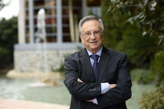 Tomás Fuertes, premio a la Excelencia de la Persona en la categoría de