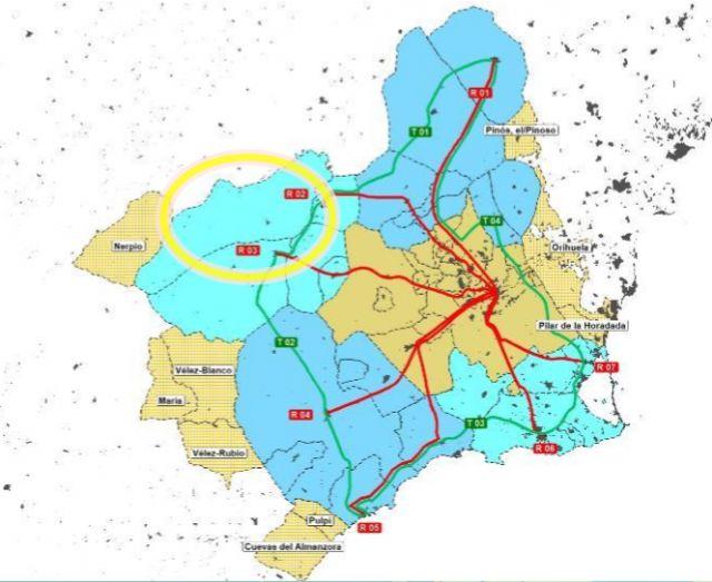 El alcalde de Moratalla exige al Gobierno Regional un Mapa del transporte público que no margine a nuestro municipio - 1, Foto 1