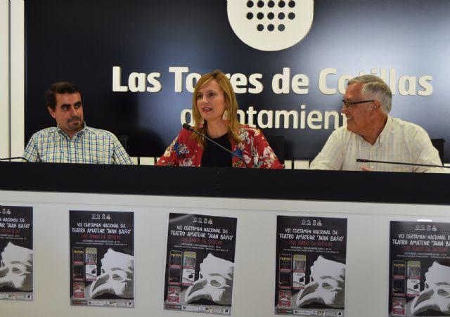 Las Torres de Cotillas disfrutará un año más del mejor teatro aficionado del país - 2, Foto 2