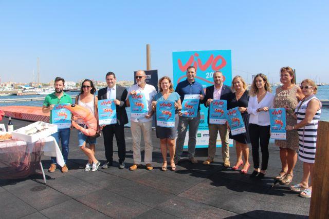 San Pedro del Pinatar acoge el I Encuentro Gastronómico del langostino del Mar Menor Vivo 2018 - 1, Foto 1
