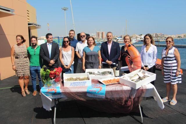 San Pedro del Pinatar acoge el I Encuentro Gastronómico del langostino del Mar Menor Vivo 2018 - 2, Foto 2