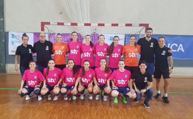 El STV Roldán vence en Ourense para comenzar la liga - 1, Foto 1