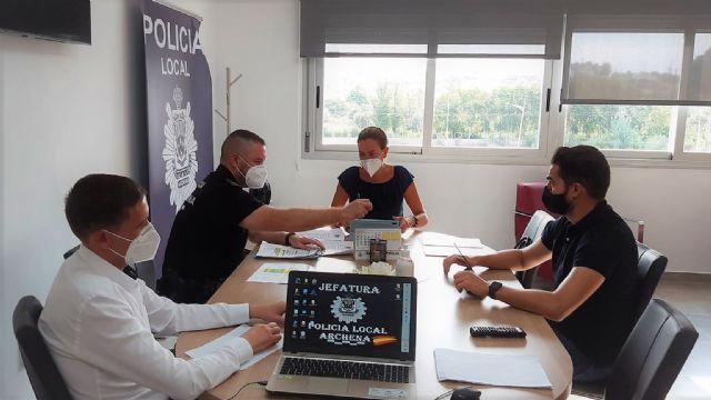 Nuevos controles policías en Archena terminan con 40 sanciones por incumplimientos de la normativa COVID19 durante el fin de semana - 1, Foto 1