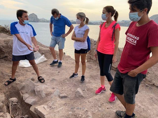 Los hallazgos arqueológicos en la Isla del Fraile superan todas las expectativas - 1, Foto 1