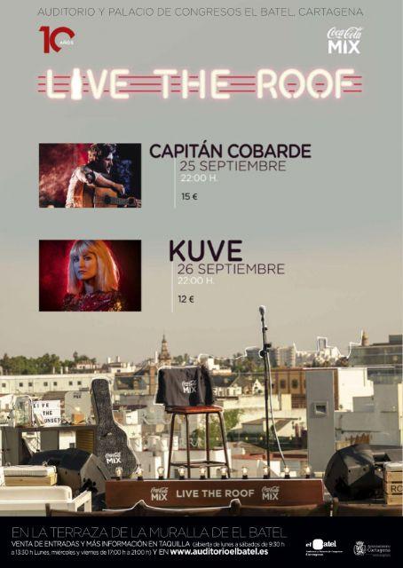 Capitán Cobarde ofrecerá un divertido concierto en la Terraza de la Muralla de El Batel - 3, Foto 3