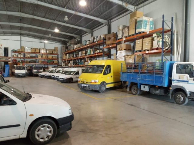 Adjudican el nuevo contrato de la póliza de seguros para la flota de vehículos del Ayuntamiento de Totana - 1, Foto 1