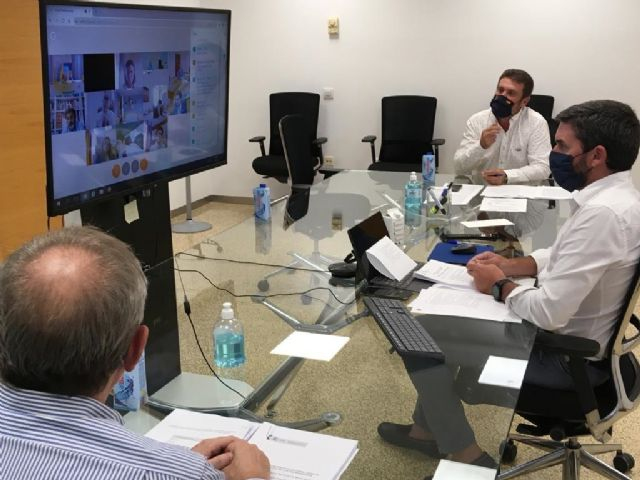 La Comunidad reitera la necesidad de coordinación entre todas las administraciones para trabajar por el Mar Menor - 1, Foto 1