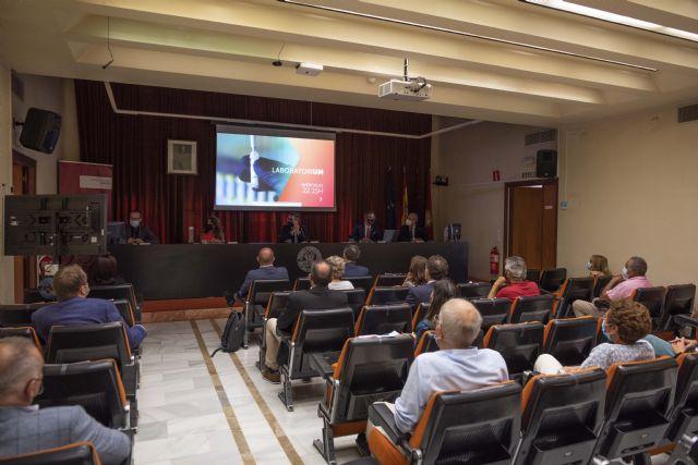 LaboratoriUM, el programa de divulgación científica de la UMU que se estrena este miércoles en La 7 - 1, Foto 1