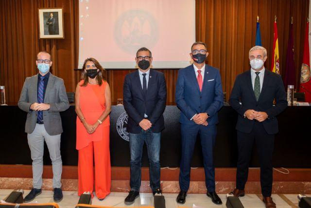 La 7 y la Universidad de Murcia presentan un nuevo programa de divulgación científica - 2, Foto 2