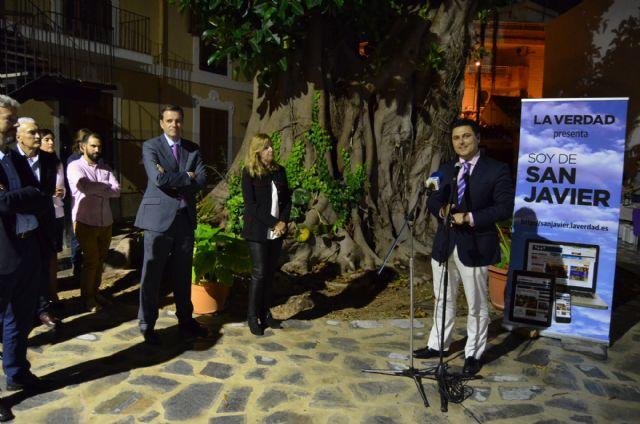 SAN JAVIER / San Javier estrena plataforma informativa en ...