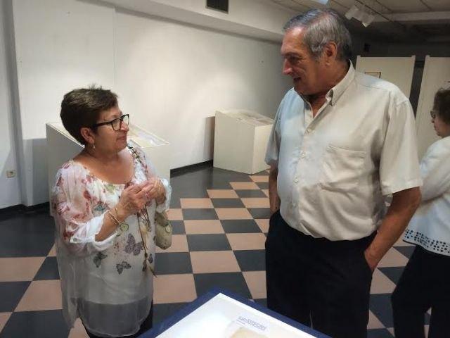 El acto de concesión del Título de Hijo Predilecto de la Ciudad de Totana al historiador Ginés Rosa será el 1 de diciembre en el marco de las fiestas de Santa Eulalia, Foto 1