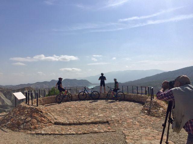 La iniciativa ´Pedalea Murcia´ mostrará la oferta regional de turismo de naturaleza a más de 1.400.000 visitantes potenciales - 2, Foto 2