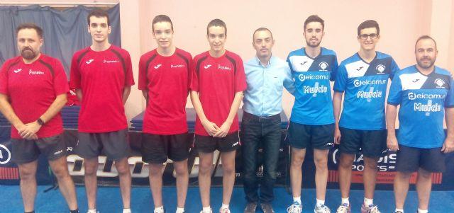 2ª nacional: Totana Promesas 2 - Murcia Deicomur 4 - 2, Foto 2