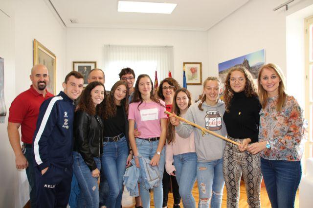 Alhama recibe a un grupo de alumnos de intercambio franceses, Foto 4